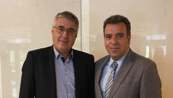 Κ. Τρομπούκης, Μ. Κόνσολας