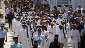 Στα Ψαρά η καρδιά του Κωνσταντή Κανάρη μετά από 141 χρόνια