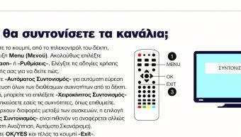 Στην πρώτη περίοδο της 2ης ψηφιακής μετάβασης αλλάζουν συχνότητες Λήμνος, Λέσβος, Χίος, Οινούσσες και Ψαρά