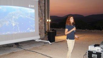 Ομιλία Χριστίνας Γιαννόπαπα στο Μουσείο Μαστίχας Χίου
