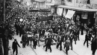Από τον ματωμένο Μάη του 1936 στη Θεσσαλονίκη