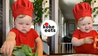 kobe_eat