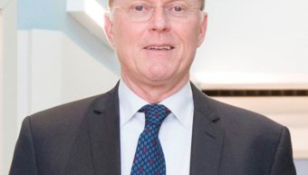 Ο Willem van Duin, πρόεδρος της Εκτελεστικής Επιτροπής της ACHMEA.