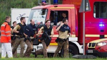 Xάος στο Μόναχο - Σε συναγερμό όλη η πόλη μετά την επίθεση