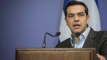 Η πρώτη δήλωση του Έλληνα πρωθυπουργού για τη νίκη Μακρόν