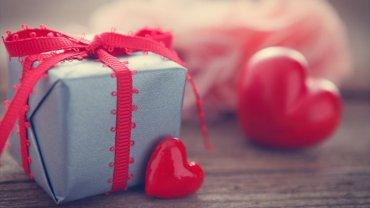 δώρο για του Αγίου Βαλεντίνου