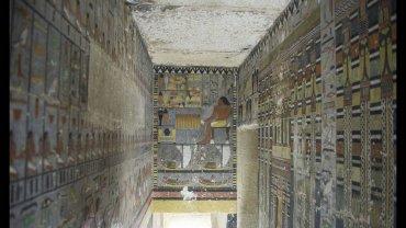 ο ταφικός θάλαμος 4.000 ετών στην Αίγυπτο
