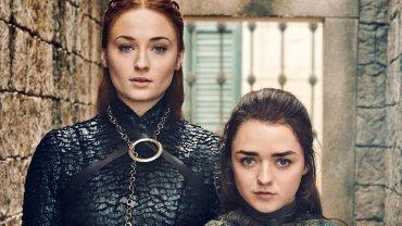 Arya Stark και Sansa Stark