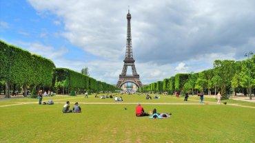 Champ de Mars, Παρίσι