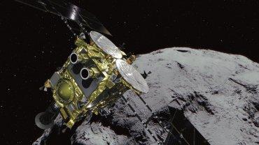 διαστημόπλοιο Hayabusa2