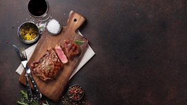 ψητό κρέας