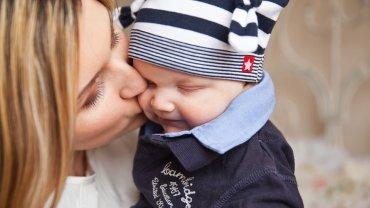 μητέρα και μωρό
