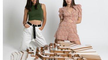 Η Κωνσταντίνα Μπούσουλα και η Μαρίνα Κοντού που έφτιαξαν το project o.live resort