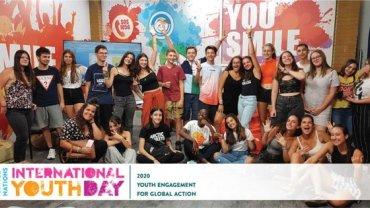 Παγκόσμια Ημέρα Νεολαίας 2020