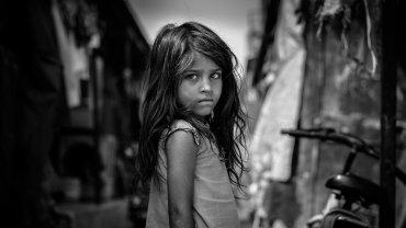 ταλαιπωρημένο κορίτσι