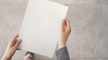 γυναίκα, χαρτί Α4