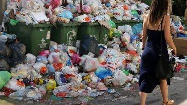 τόνοι σκουπίδια