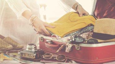 βαλίτσα, ταξίδι