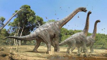 Τιτανόσαυροι