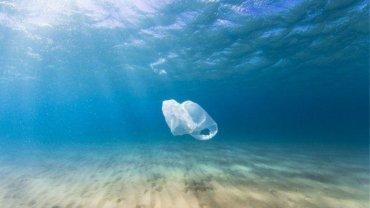 βυθός, σακούλα, πλαστική ρύπανση