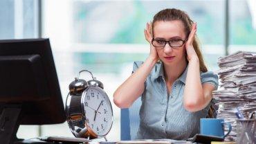 γυναίκα, υπερβολική εργασία