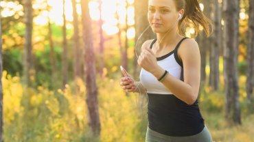 γυναίκα τρέξιμο