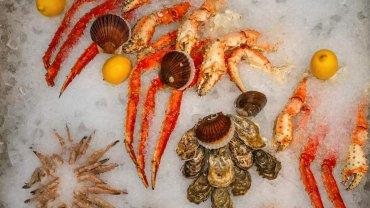 ΓΑΣΤΡΟΝΟΜΙΑ 28.02.2020 : 10:25 Πώς διατηρούμε τα θαλασσινά μέχρι το μαγείρεμα της Καθαράς Δευτέρας ΝΕΝΑ ΔΗΜΗΤΡΙΟΥ seafod-ice-kath Φωτογραφία: SHUTTERSTOCK