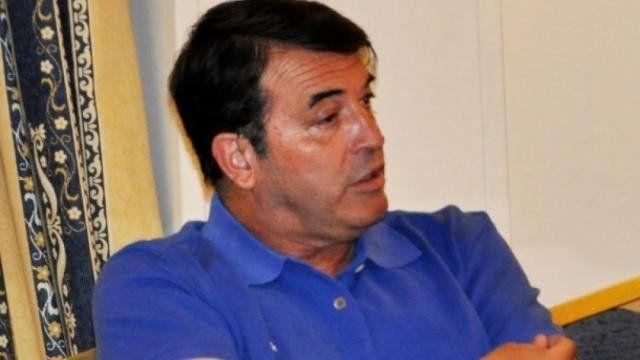 Ο Νίκος Βακάλης (πρόεδρος ΕΠΣ Σάμου) που πήρε 49 ψήφους και ορίστηκε αναπληρωτής Πρόεδρος της ΕΠΟ