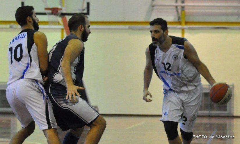 Ο έμπειρος παίκτης της Παναγίτσας, Σωκράτης Γκιζόγιαννης, οδήγησε την ομάδα του στη σπουδαία νίκη με 69-64 επί του ΒΑΟΛ, δίνοντάς της ανάσες, στην προσπάθεια που κάνει για τη σωτηρία