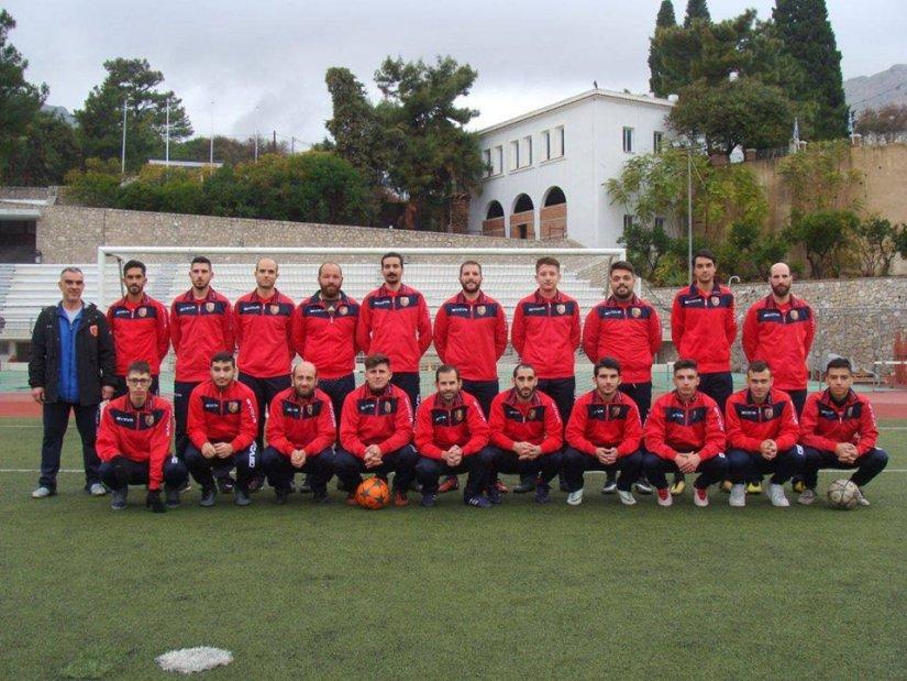 Η ομάδα του Λαίλαπα για την αγωνιστική περίοδο 2018-2019