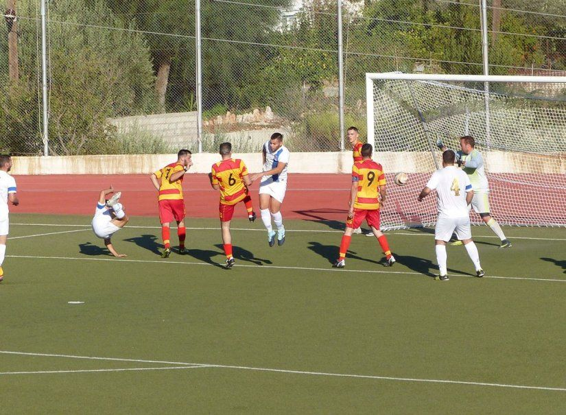 Λέων-Ηρακλής 0-5 στη 2η αγωνιστική