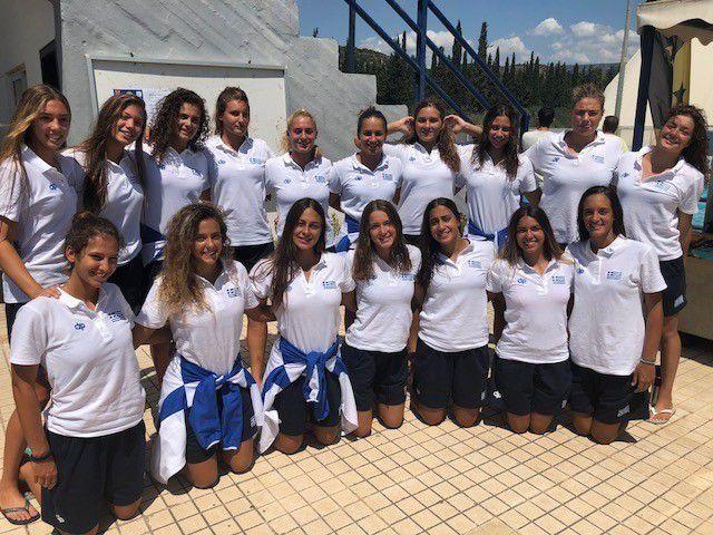 Μετά την Εθνική Νεανίδων, και στην Εθνική Ομάδα Νέων Γυναικών η Ελένη Κανετίδου, για το Ευρωπαϊκό Πρωτ/μα