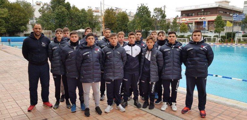 Η ομάδα Παίδων 2019 του ΝΟΧ