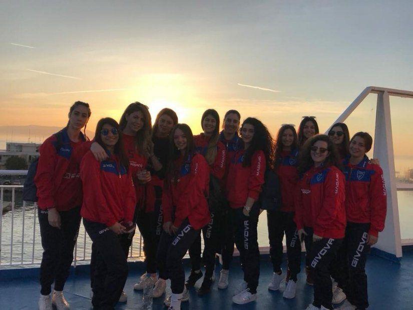 Τα κορίτσια του Νηρέα Καρδαμύλων που θα διεκδικήσουν την άνοδό τους στην Α2 βόλεϊ Γυναικών στην Αθήνα