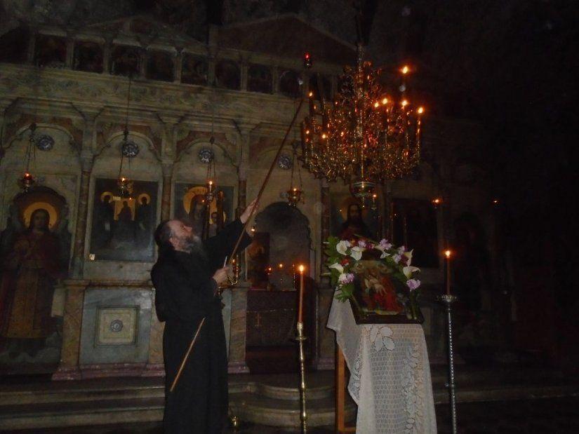 Χαιρετισμοί στους Αγίους Πατέρες