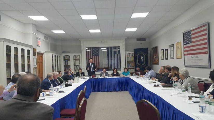 """Ο Δήμαρχος Χίο στο """"Χιώτικο σπίτι"""""""