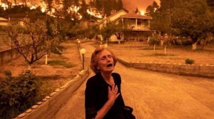 Δύσκολες μέρες σε πολλές περιοχές της Ελλάδας από τις πυρκαγιές