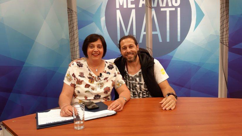 Ο τραγουδιστής και μουσικός Σταύρος Μυλωναδάκης μιλάει για το πώς βίωσε την πανδημία