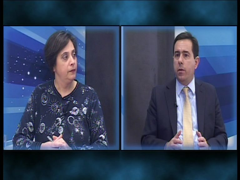 Επιφυλακτικός για τη μόνιμη επιστροφή του νησιωτικού ΦΠΑ ο Νότης Μηταράκης