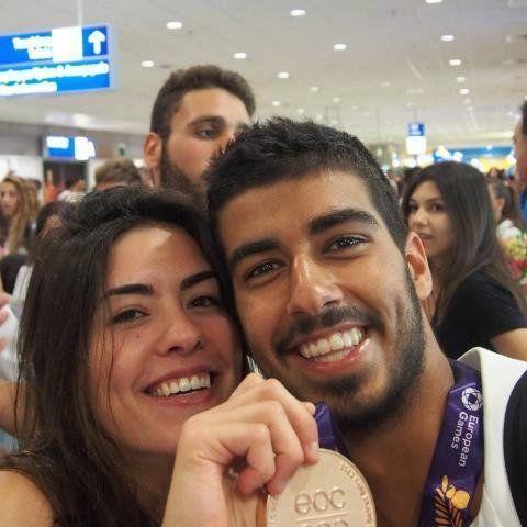 Πρόκληση στην καριέρα της θεωρεί η Αναστασία Καλαργυρού ότι είναι αυτή η μεταγραφή στη Νανσί. Στο φωτογραφικό στιγμιότυπο με τον αδελφό της Νίκο (παίκτη του ΝΟΧ) όταν πέρσι τον Σεπτέμβριο επέστρεψε από το Μπακού του Αζερμπαϊτζάν, όπου με την Εθνική Ομάδα πόλο Εφήβων κατέκτησε το χάλκινο μετάλλιο στο Ευρωπαϊκό Πρωτάθλημα.