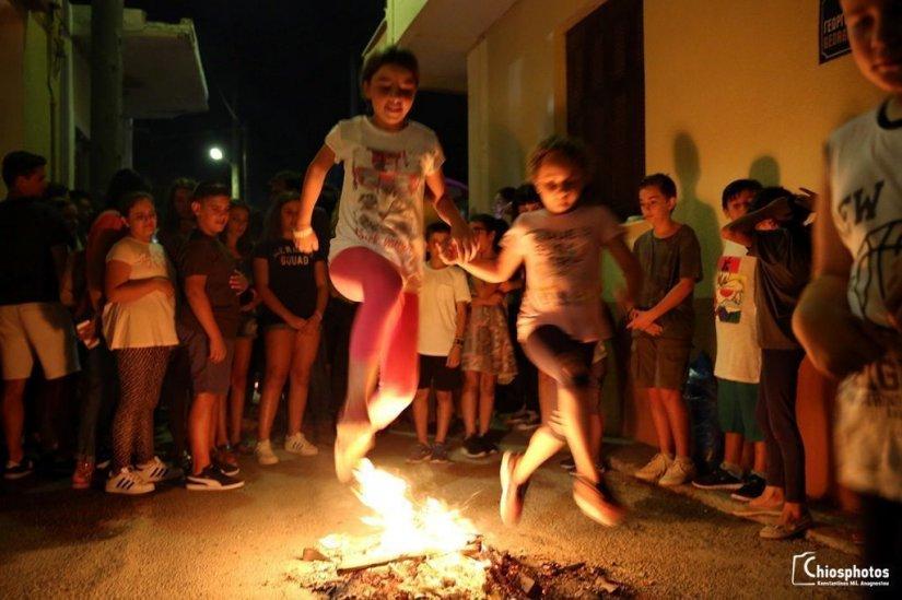Φωτιές παντού