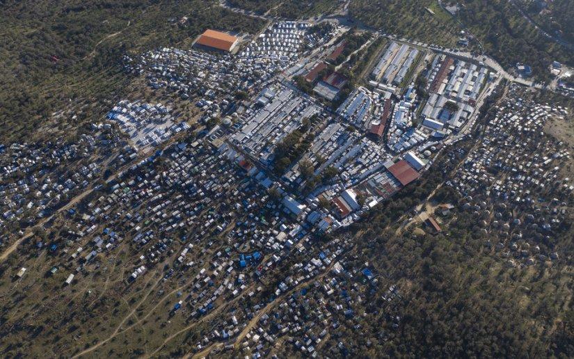 Ανησυχία ΟΗΕ για την Μόρια - Εισηγείται άμεση αποσυμφόρηση ...