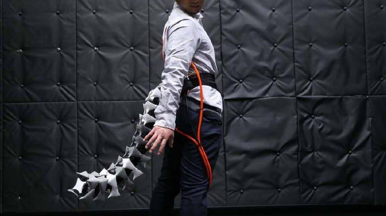 Η ρομποτική ουρά Arque