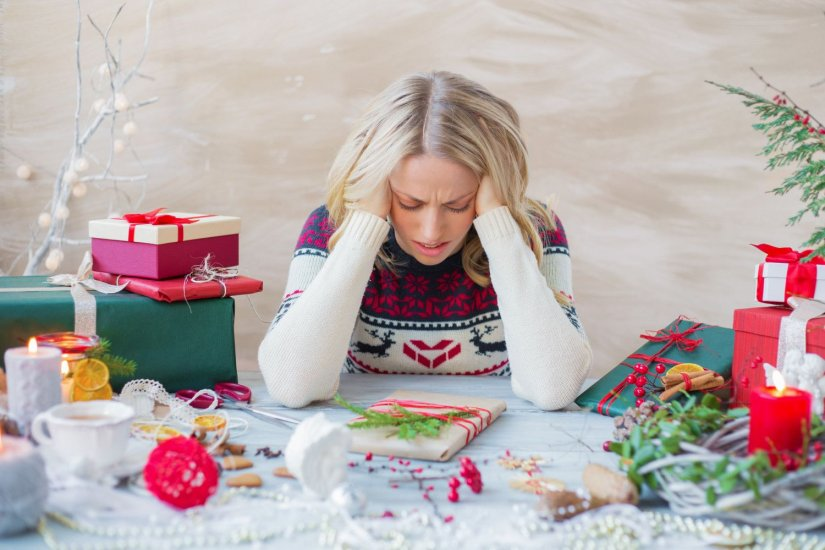 To άγχος των Χριστουγέννων