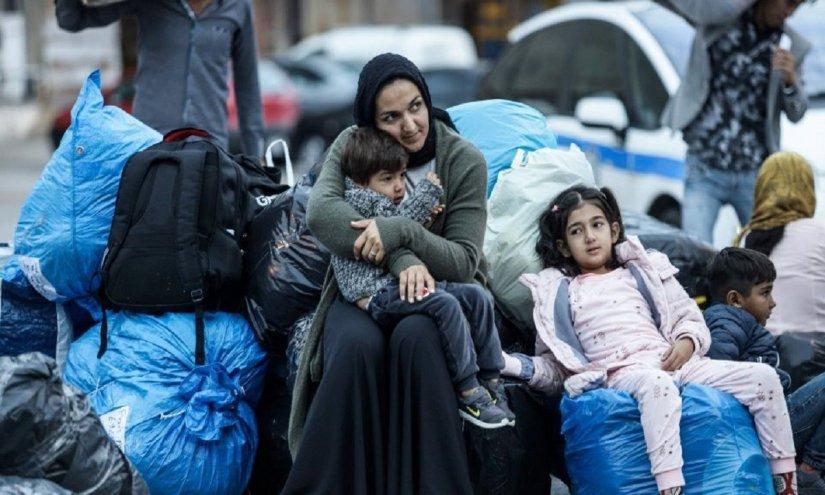Επελέγη η δομή απομόνωσης προσφύγων-μεταναστών στη Χίο