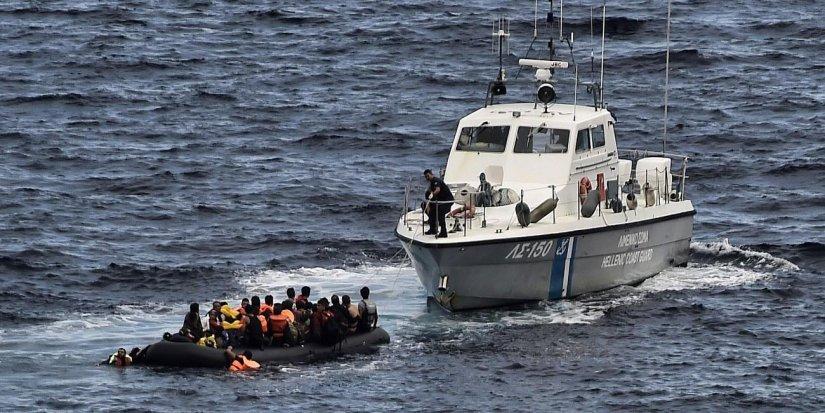 Επανειλημμένες προσπάθειες εισόδου μεταναστών και αποτροπής τους από το Λιμενικό Σώμα
