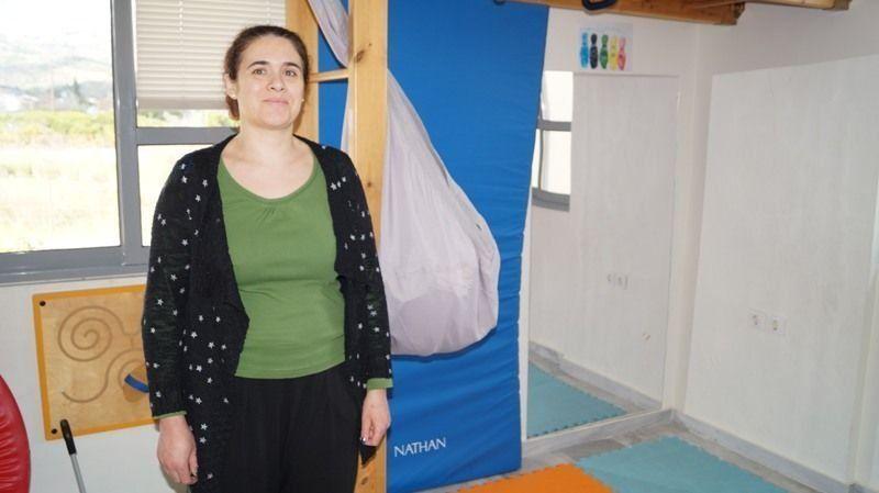 Γαρυφαλλιά Μαυρέλου, εργοθεραπεύτρια