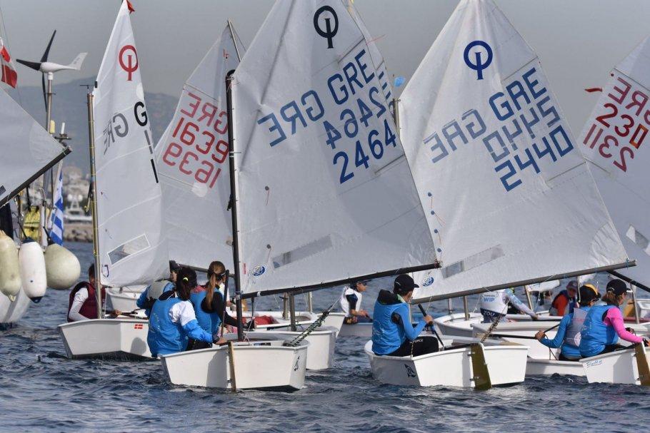 Προετοιμάζεται για το πανελλήνιο πρωτάθλημα η ομάδα ιστιοπλοΐας του ΝΟΧ