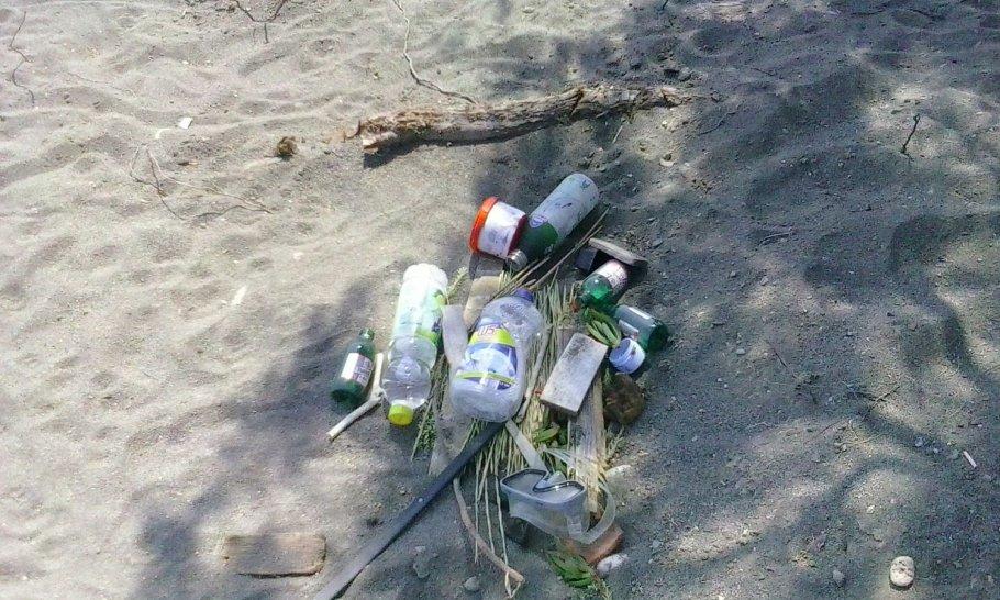 Μάλλον, τα μαθήματα περιβαλλοντικής εκπαίδευσης που γίνονται στα σχολεία πάνε στον βρόντο.