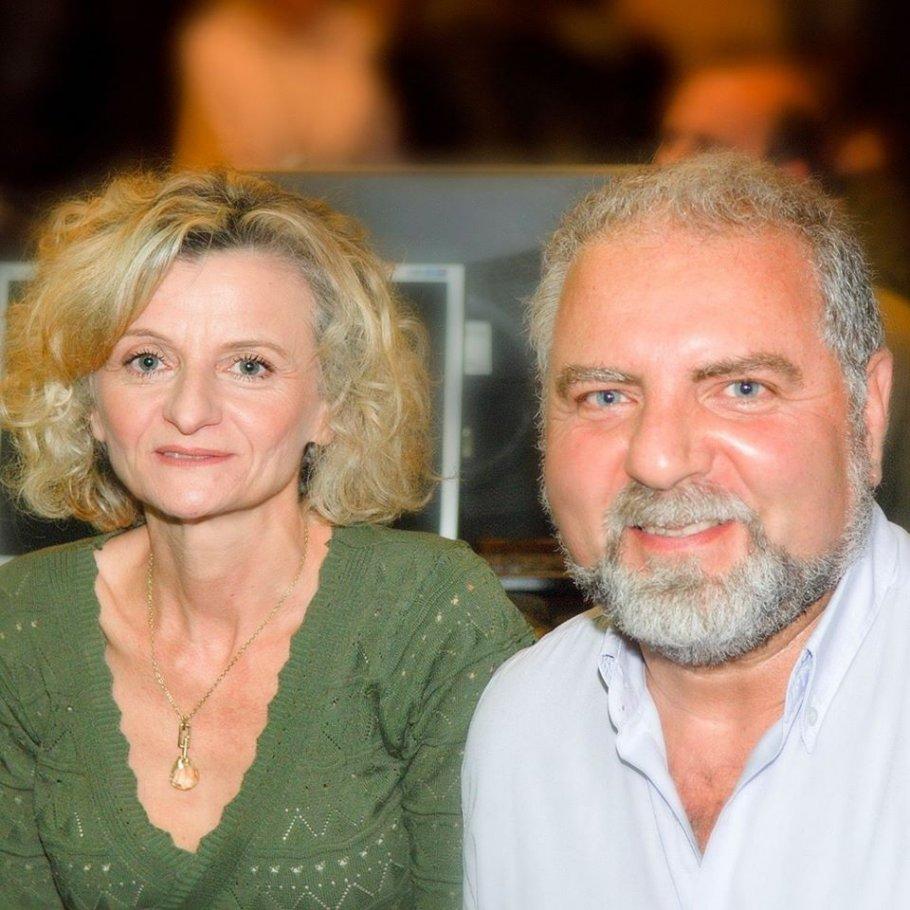 Ντίνα & Γιάννης Παληού